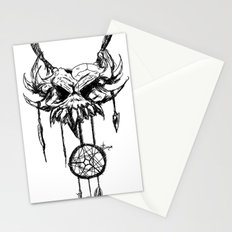 nightmare attractor Stationery Cards