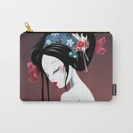 Geisha la blanche Carry-All Pouch