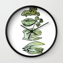 Original Artwork Wall Clock