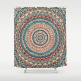 Mandala 559 Shower Curtain