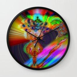 DMT ENTITIES Wall Clock