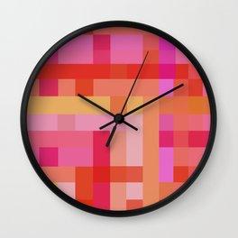 CUBOS Wall Clock
