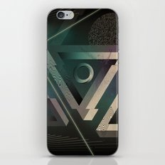 Void 43 iPhone & iPod Skin