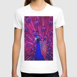 Peacock Pink 85 T-shirt