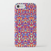damask iPhone & iPod Cases featuring Damask by Denisse Cucalón