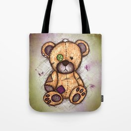 Brenda the Bear Tote Bag
