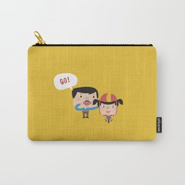 Let's Go! (Yellow Tales Series #3) Carry-All Pouch