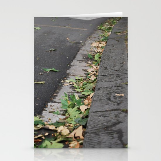 Italy Curb Stationery Cards