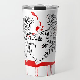 Tora Tora! // (tiger fight) Travel Mug
