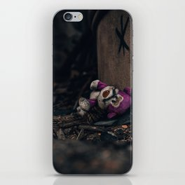 Lotso Bear Abandoned Shot iPhone Skin