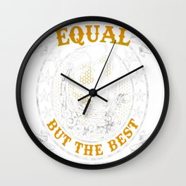 Best-Men-Are-Born-On-January-23-Aquarius-Shirt---Sao-chép---Sao-chép Wall Clock