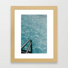 Jump In Framed Art Print
