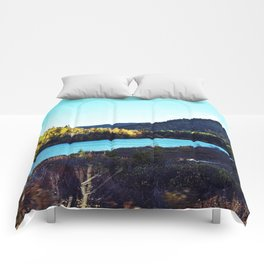 River to Wilderness Comforters