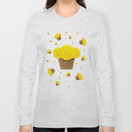 Fake cake Long Sleeve T-shirt