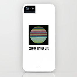 Farbwerk iPhone Case