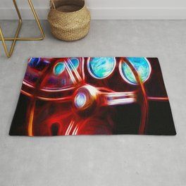 Just drive Rug
