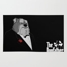 The Dogfather Rug