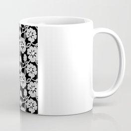 50's Lace Coffee Mug