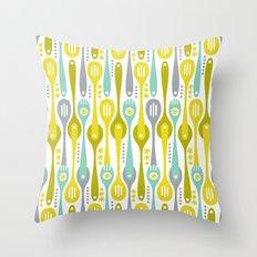Kitchenette Throw Pillow
