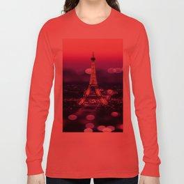 EIFFEL TOWER Long Sleeve T-shirt