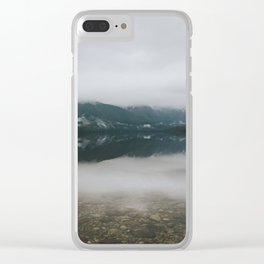 Mackenzie Lake Clear iPhone Case