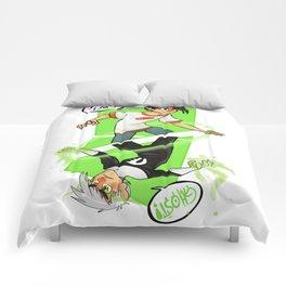 Going Ghost Comforters
