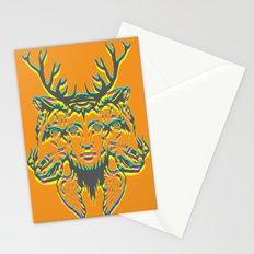 GOD II Stationery Cards