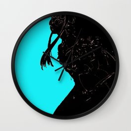 "Futaba Sakura ""Oracle"" from Persna 5 Wall Clock"