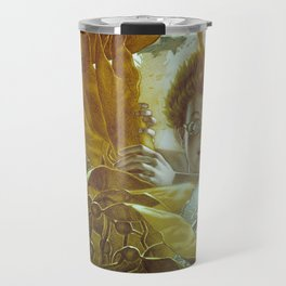 In the Kelp Forest Travel Mug