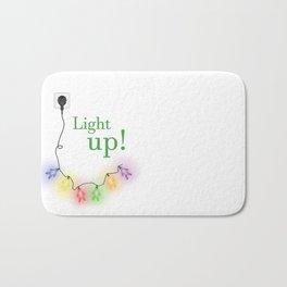 Light up! Bath Mat