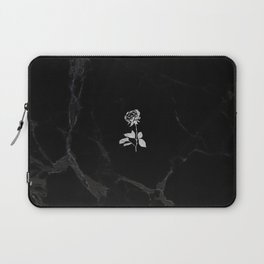 Forever Petal (Black Silver) Laptop Sleeve