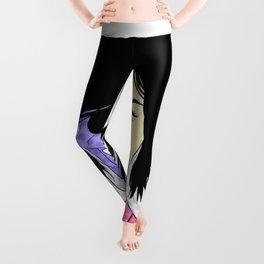 Split-Personality Leggings