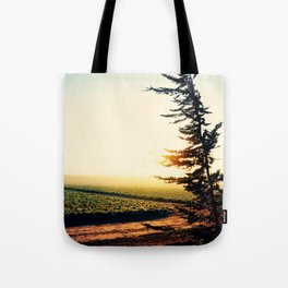 Rise to the West Tote Bag
