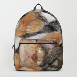 Nap Buddies Backpack