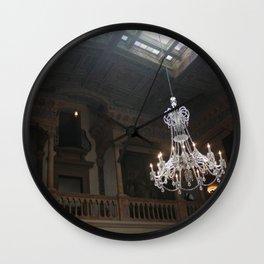 Ringling Chandelier Wall Clock