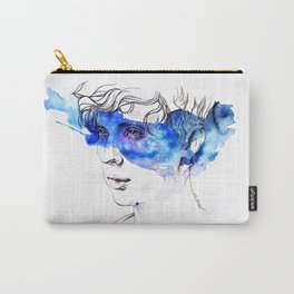 COLOUR ME BLUE | TROYE SIVAN ARTWORK Carry-All Pouch