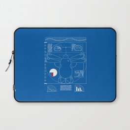 Vitruvain Baymax Laptop Sleeve