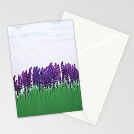 Day full of fragrance Stationery Cards