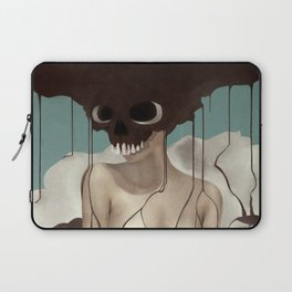 Death By Chocolate Laptop Sleeve