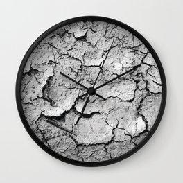 """""""No water anymore"""" Wall Clock"""