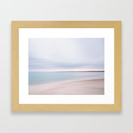 A Day at Sea Framed Art Print