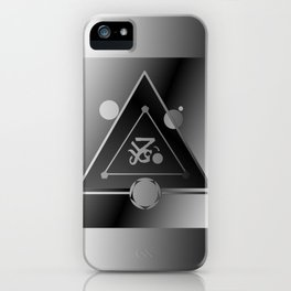 SIGIL OF DEVOTION iPhone Case
