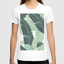 BANANA LEAVES 2 T-shirt