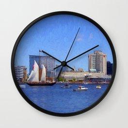 Harborfest 2017 Wall Clock