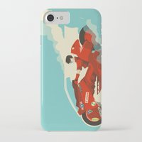 akira iPhone & iPod Cases featuring Akira by Danny Haas