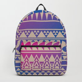 Aztec Pattern No. 15 Backpack