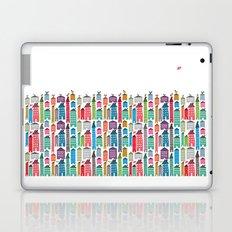 Houses and Birds Laptop & iPad Skin