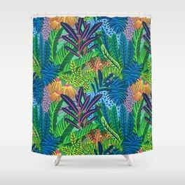 Laia&Jungle II Shower Curtain
