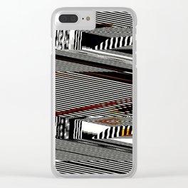 Zip Clear iPhone Case