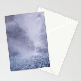 Waterfall Spray Stationery Cards